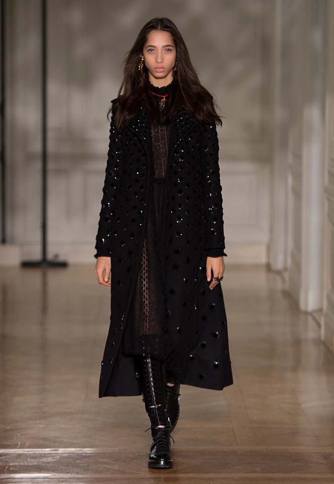 valentino-fw17-rtw-fall-winter-2017-18-collection (27)-black-sheer-dress