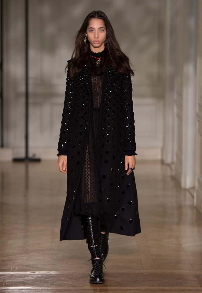 valentino-fw17-rtw-fall-winter-2017-18-collection (27)-black-sheer-dress
