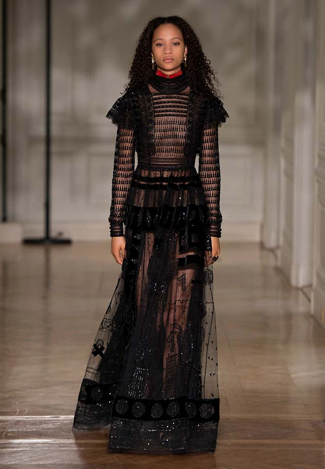 valentino-fw17-rtw-fall-winter-2017-18-collection (58)-black-sheer-gown-sleeves
