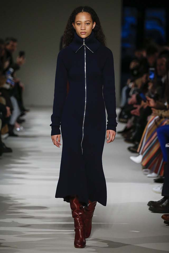 Victoria Beckham Autumn Winter 2017 Ready-to-Wear Collection