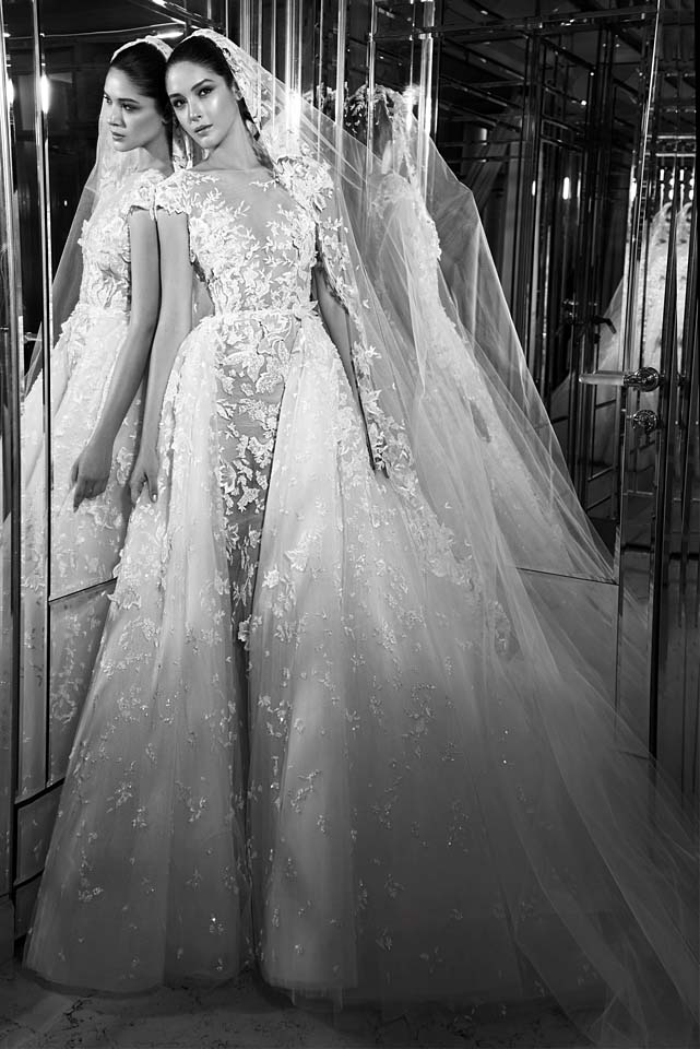 zuhair-murad-bridal-fall-winter-2017-collection (12)-poofy-gown-sheer