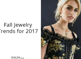 Indian wedding dresses what to wear to an indian wedding for Fall jewelry trends 2017