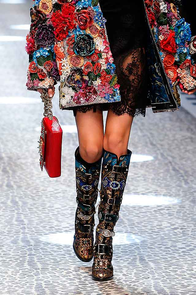 dolce-gabbana-fall-winter-2017-embellished-boots-fw17-trendy-shoes