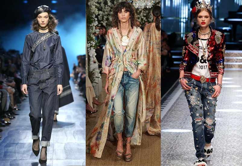 #SlubAnalytics: Fall Winter 2017-18 Jeans Trend Analysis