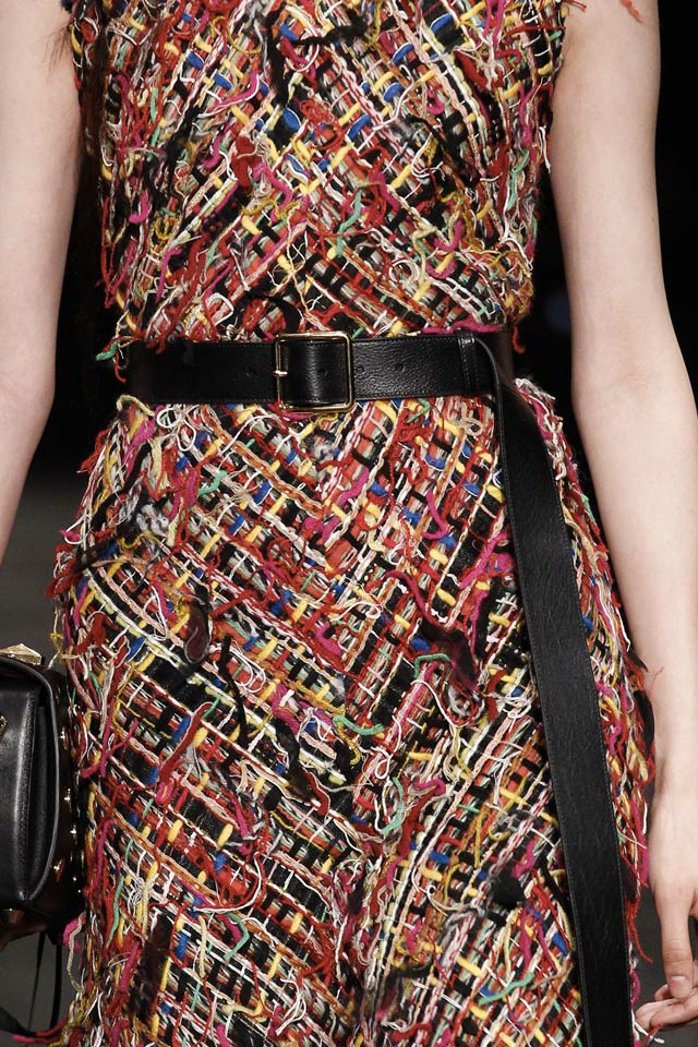 Latest Trends In Bathroom Design Styles: Women's Fashion Belt Trends Straight From The Runways