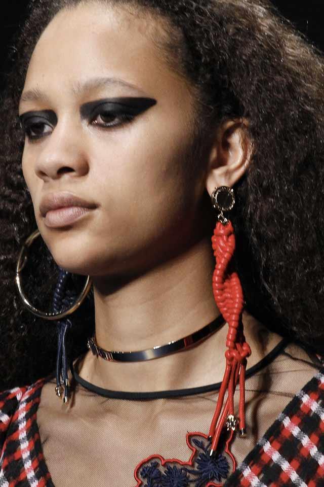 latest-trends-jewelry-2017-statement-earrings-versace-orange