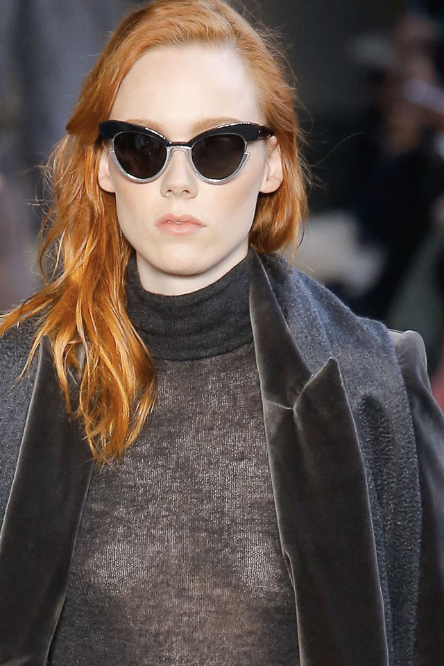 max-mara-style-in-sunglasses-latest-black-cateye-meatllic-frame