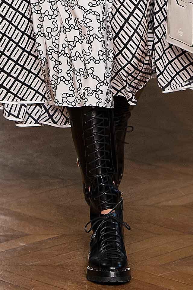 valentino-fall-winter-2017-fw17-(1)-fall-fashion-booties-tie-up-knee-length-black