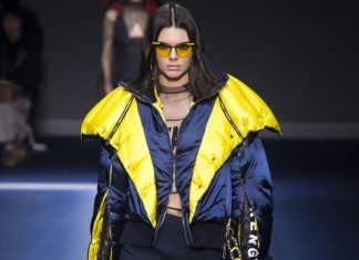 versace-fall-winter-collection-versace fall winter 2017-kendall-jenner-fw17-sunglasses