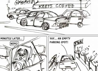 audrey-o-comic-v1e34-girl-cartoon-how-to-find-parking-humor