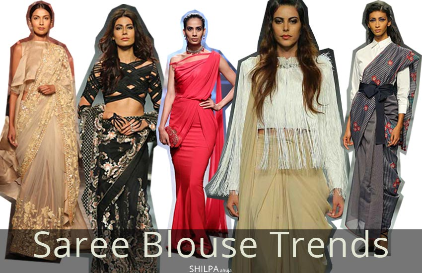 latest-Saree Blouse Trends-styles-fashion-designs-designer-patterns-fall-winter-2017-18