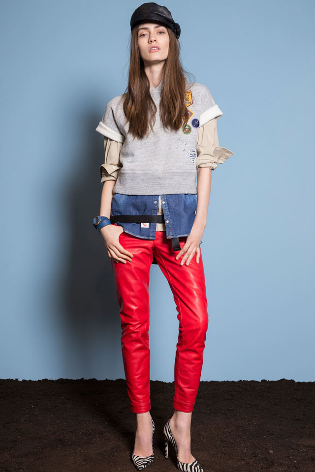 red-leather-cropped-pants-latest-fashion-style-resort-2018-trends-dsquared