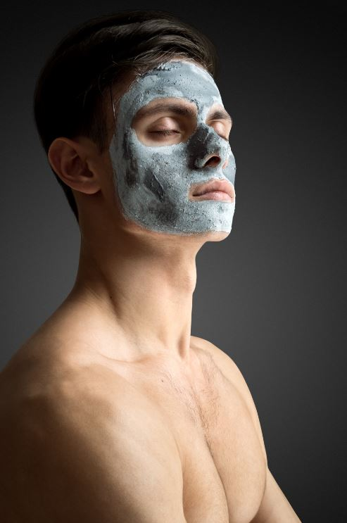 men's skin care at-home-facial-for-men-how-to-facepack