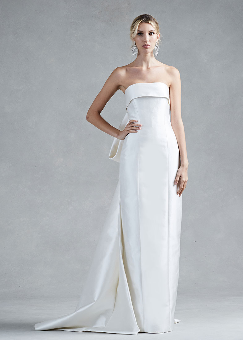best-gown-style-different-types-oscar-de-la-renta-sheath-white-color-off-shoulder