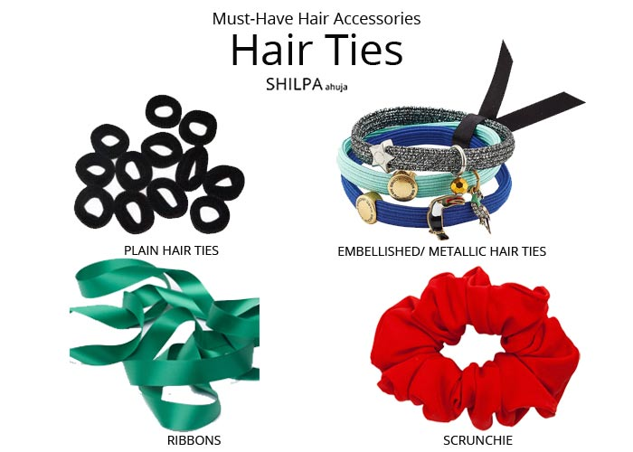cute-hair-accessories-best-must-haves-hair-Ties-embellished-plain-bands