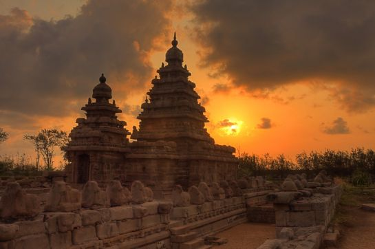 Day Trips from Chennai -unesco-world-heritage-site-tourism-Mahabalipuram holiday travel.co