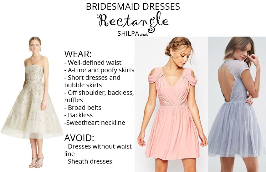 how-to-wear-bridesmaid-dresses-outfit-body-type-rectangle