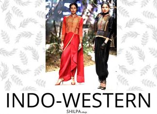 indo-western-outfits-trends-parties-dhoti-saree