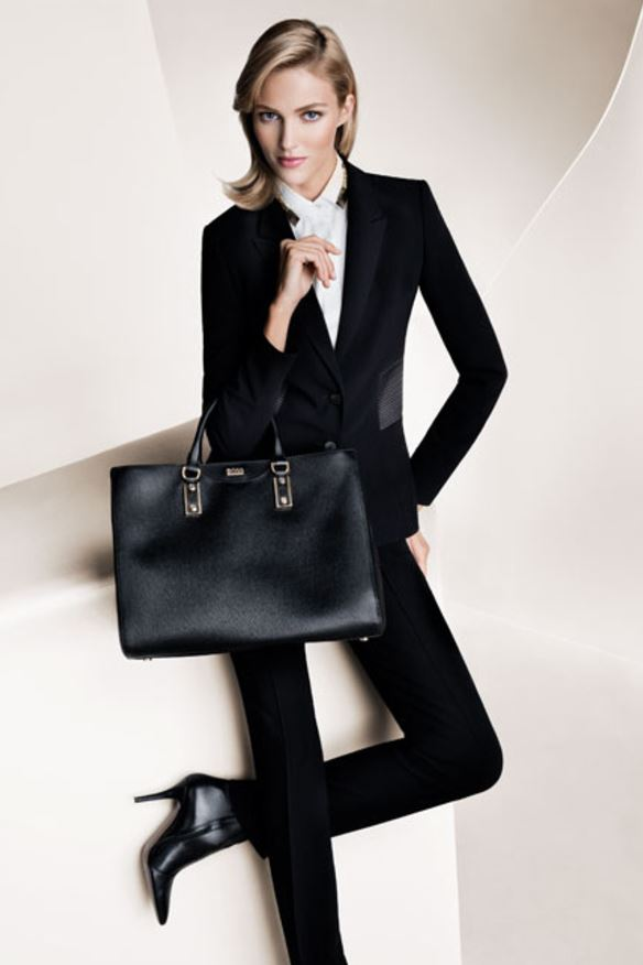 interview-attire-formal-blouse-pants-how-to-dress-professionally-business-suit-black-with-bag