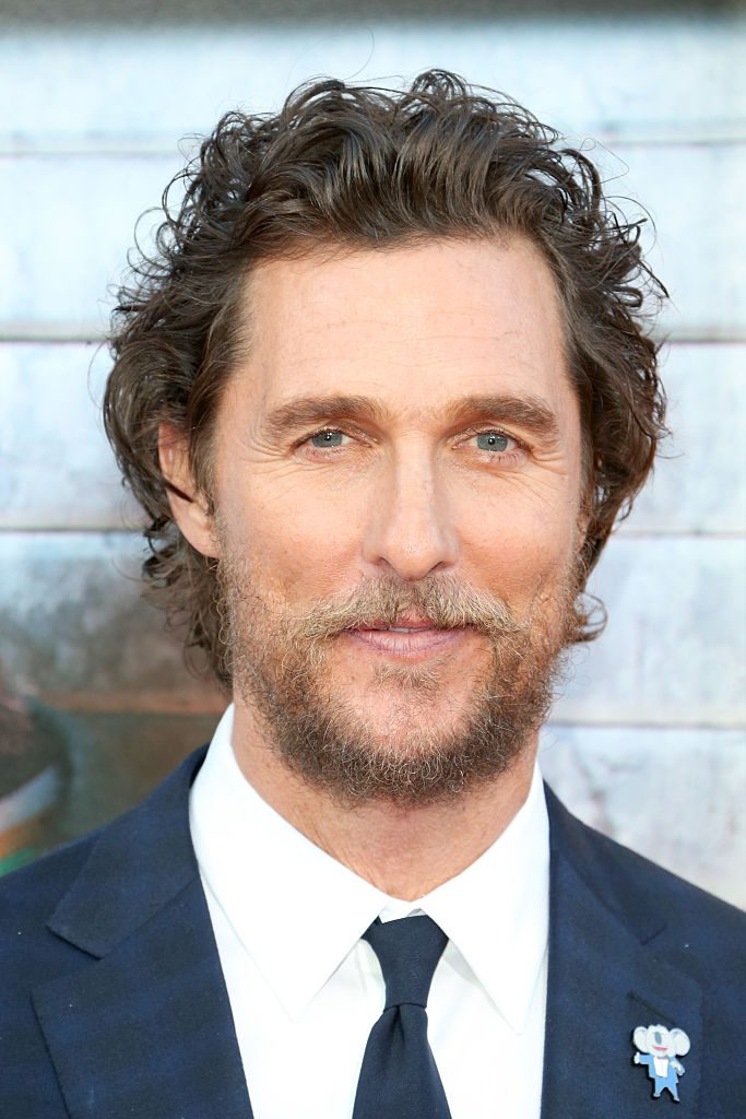matthew-mcconaughey-latest-hollywood-celebrity-hairstyles-actors-messy-2017