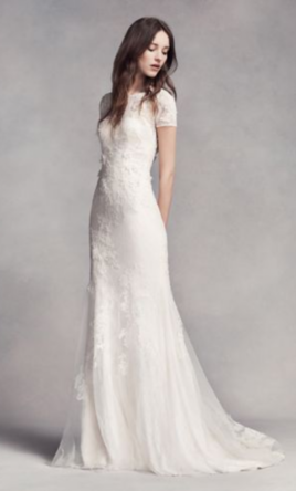 top-kinds-of-gowns-styles-fashion-vera wang-modified-a -line-white-color