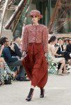 Chanel-fall-winter-2017-haute-couture-dress-28-silk-skirt-brown