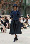 Chanel-fall-winter-2017-haute-couture-dress-37-blue-satin-skirt