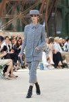 Chanel-fall-winter-2017-haute-couture-dress-9-button-up-shirt-matching-bag