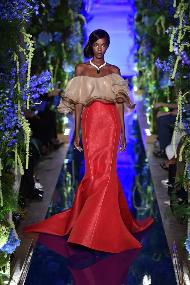 Guo Pei FW17-18 Couture-fall-winter-2017 (1)-off-shoulder-mermaid-gown