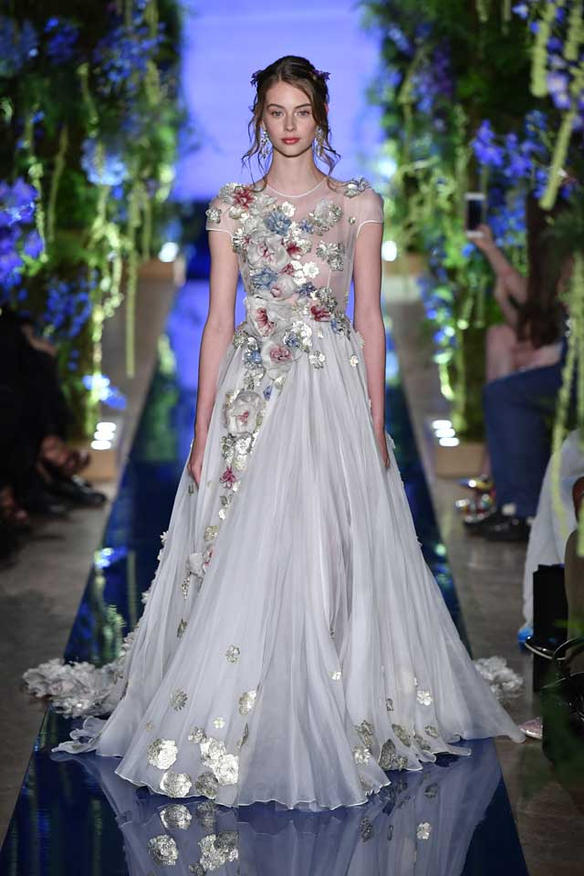 Guo Pei FW17-18 Couture-fall-winter-2017 (43)-sheer-floral-motifs-trail-gown
