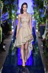 Guo Pei FW17-18 Couture-fall-winter-2017 (9)-cream-one-shoulder-asymmetric-dress