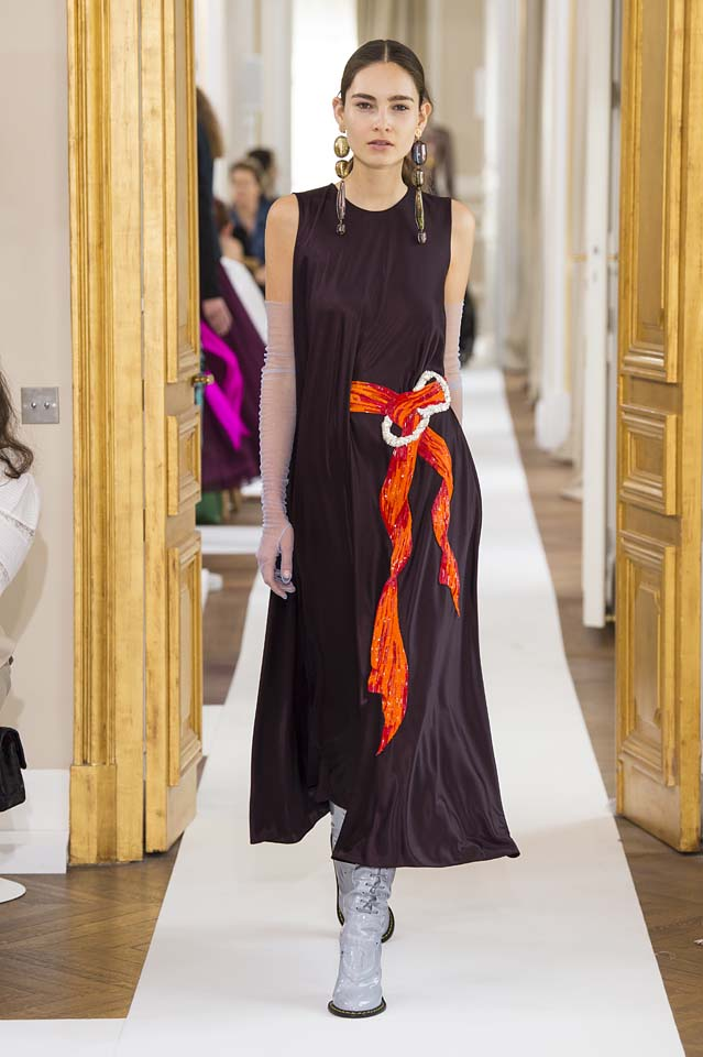 Schiaparelli-fall-winter-2017-fw17-couture (18)-midi-dress