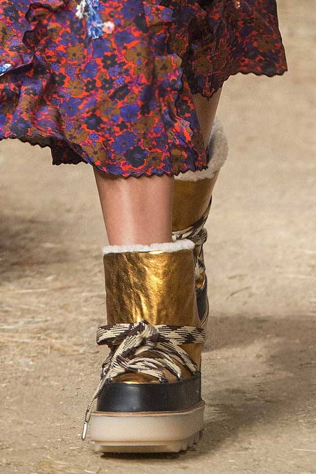 coach-fw17-latest-shoe-trends-gold-metallic-fall-winter-2017-booties