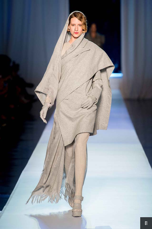 jean paul gaultier fw17 fall-winter-2017-couture-collection (1)-drape-scarf