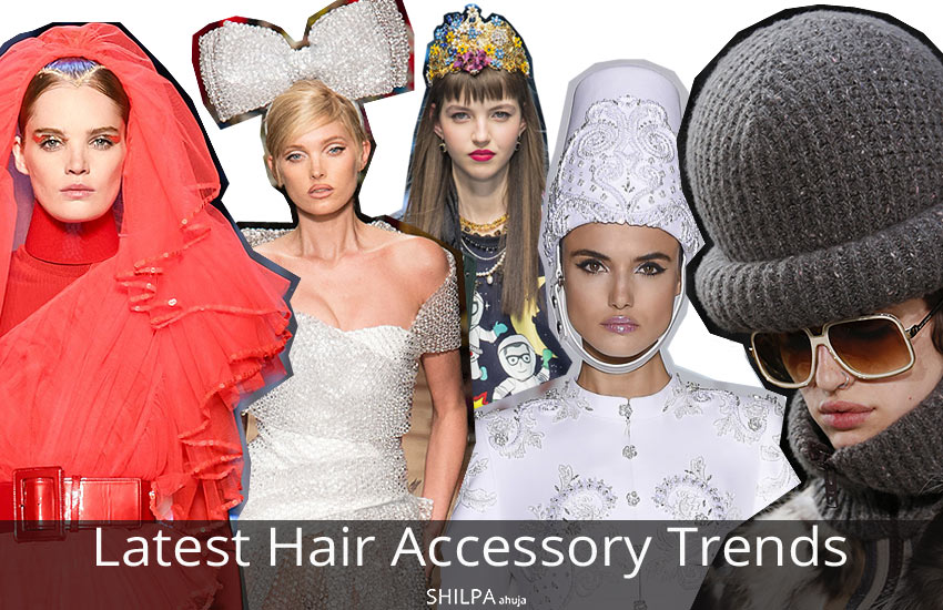 Latest hair Accessory-trends-fashion-style-for-women-fall-winter-2017-18