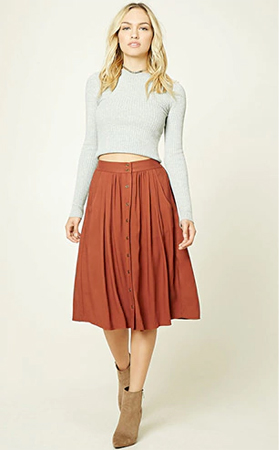 monsoon-fashion-tips-musthaves-midi-skirt