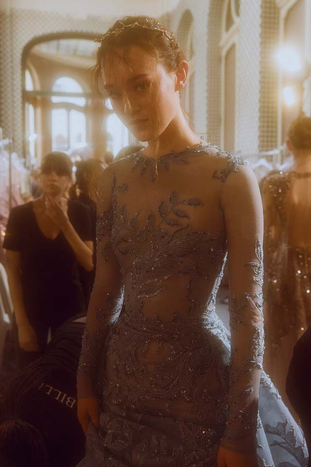 zuhair-murad-backstage-fall-winter-2017-18-couture (14)-lilac-hair