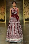 Anita-dongre-icw-17-india-couture-week-collection-dress-6-lehenga-gown-burgundy