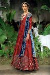 Anju-Modi-icw-17-india-couture-week-collection-dress-22-velvet-embellished-gown