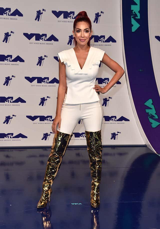 Farrah-Abraham-VMA-2017-metallic-gold-leggings-celebrity-looks.jpg