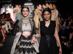 JAYANTI REDDY- ADITI RAO HYDARI-black-lakme-fashion-week-winter-festive-2017