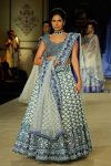 Reynu Taandon-icw-17-india-couture-week-collection-dress-2-white-blue-lehenga