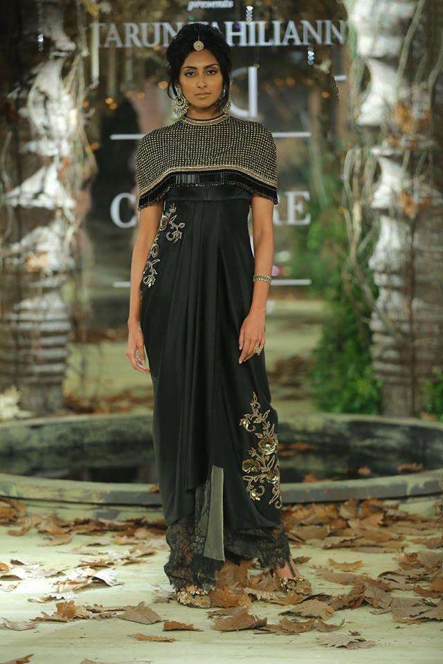 Tarun-Tahiliani-icw-17-india-couture-week-collection-dress-1-indowestern-cape