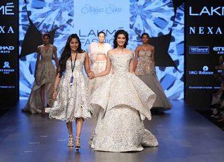 diana-penty-shriya-som-lakme-fashion-week-2017