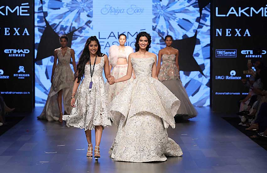 diana-penty-shriya-som-lakme-fashion-week-2017