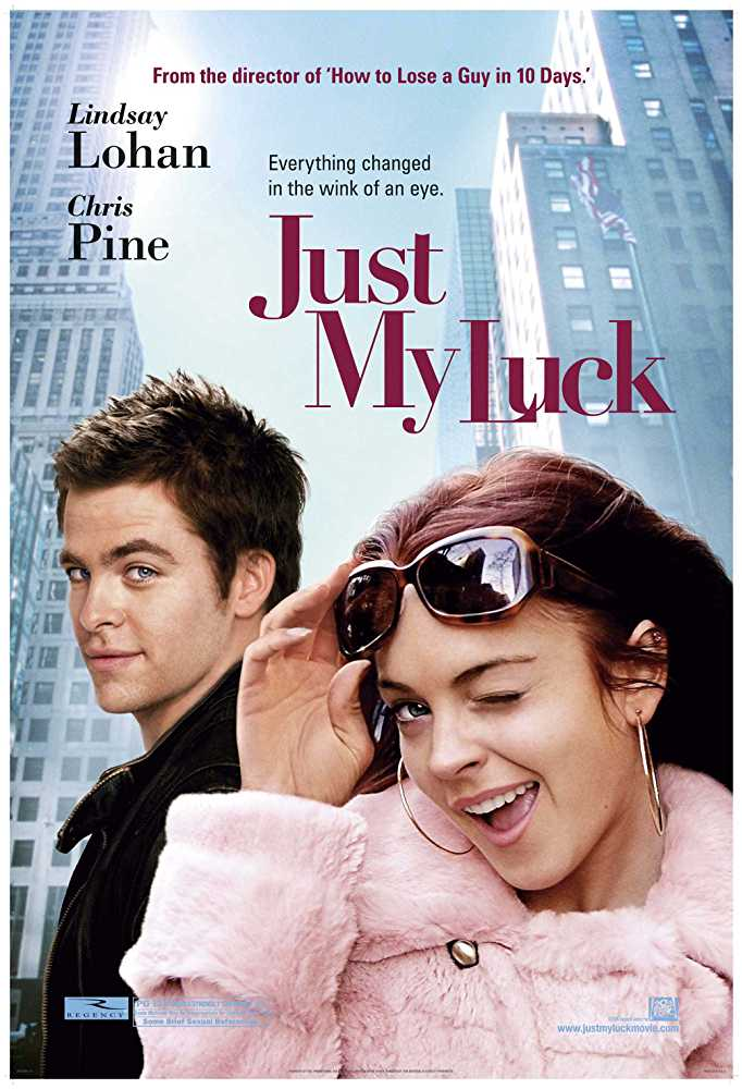 funny-love-romance-chick-flick-films-just-my-luck-lindsay-lohan-chris-pine