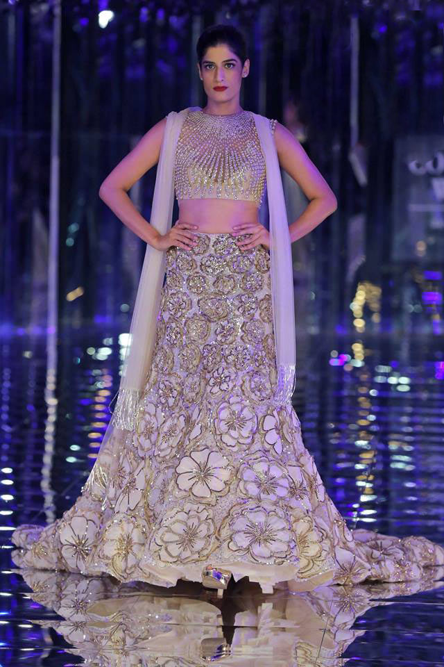 Manish Malhotra Couture 2017 Collection Inspired by Paris Couture Week