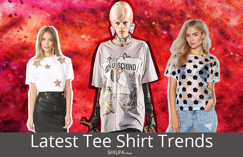 Latest Tee Shirt Trends-designer-tees-fashion-style-trends-designs-for-fall-2017