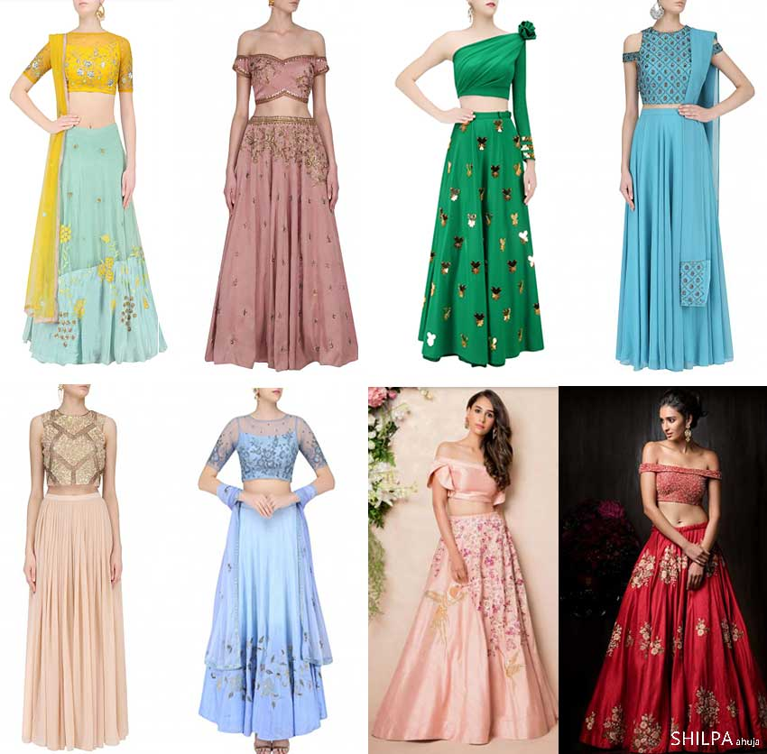 lehenga-indo-western-bridal-dresses-crop-top