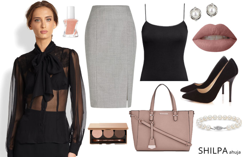 sheer-blouse-outfit-ideas-office-formal-wear-spring-summer-2018